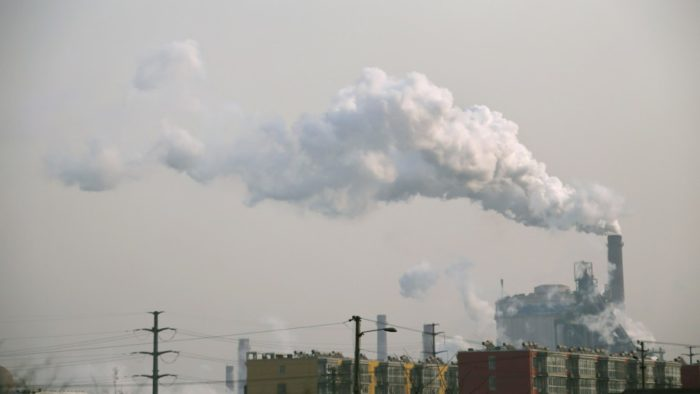 réduction du gaz