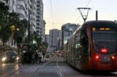 Casablanca : le trafic du tramway perturbé à cause des intempéries