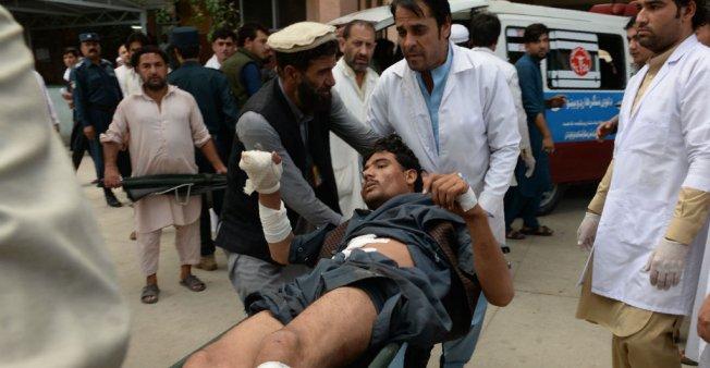 Afghanistan: Au moins 12 morts lors d'un rassemblement électoral