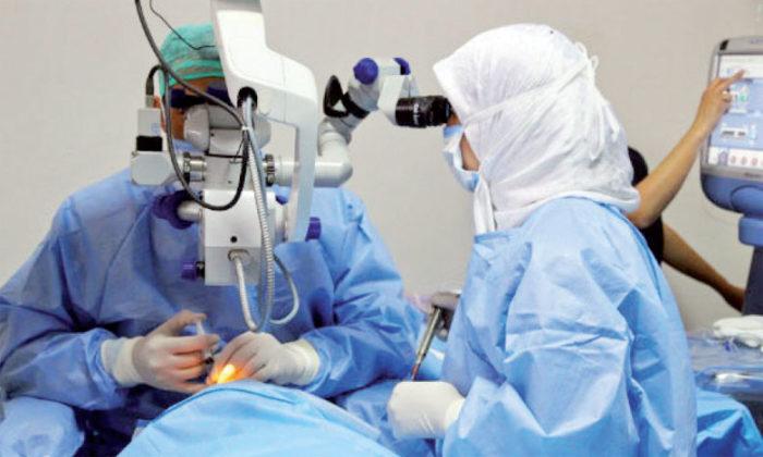 Taounate : Coup d'envoi d'une caravane médicale de chirurgie de la cataracte