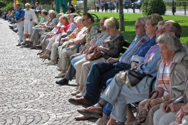 L'UE doit lutter contre le vieillissement de sa population