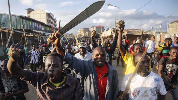 70000 personnes fuient les violences dans l'ouest éthiopien
