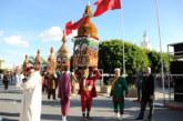 La procession des cierges à Salé, une manifestation religieuse pour fêter Aïd Al Mawlid Al-Nabawi