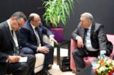 Marrakech/Africités: Laftit s'entretient avec le ministre égyptien du Développement local