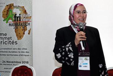 Africités: El Ouafi partage l'expérience marocaine en matière de gestion des déchets