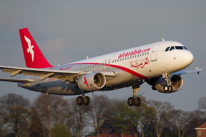 """Lancement par """"Air Arabia Maroc"""" de la nouvelle ligne intérieure Marrakech-Tanger"""