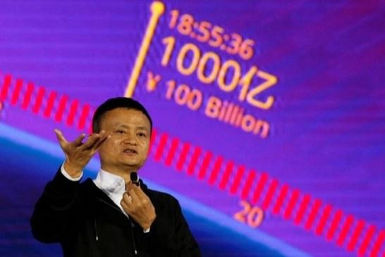 Nouveau record de ventes pour AliBaba : 31 milliards de dollars ce 11 novembre