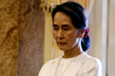 Amnesty International retire un prix à Aung San Suu Kyi