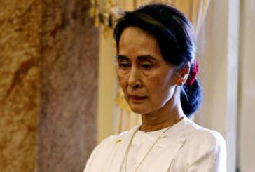 Amnesty International retire un prix à Aung San Suu Kyi