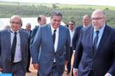 Plan Maroc Vert : Akhannouch en visite de terrain dans la province de Berkane