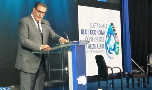 """Défenseur des océans, le Maroc appelle les autres pays à adhérer à l'initiative de la """"Ceinture Bleue"""""""
