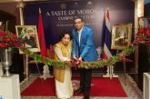 La cuisine marocaine s'invite à Bangkok