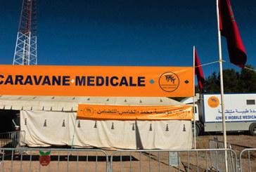 Midelt: la Fondation Mohammed V pour la solidarité déploie une campagne médicale