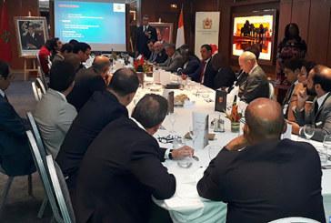 Les chefs des entreprises marocaines implantées en Côte d'Ivoire réunis à Abidjan à l'initiative de l'ambassade du Maroc