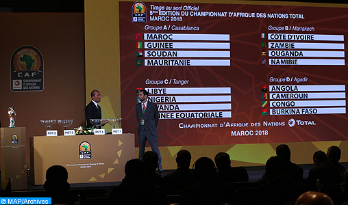 Le Maroc abritera samedi le tirage au sort du tour préliminaire de la Ligue des Champions et de la Coupe de la CAF
