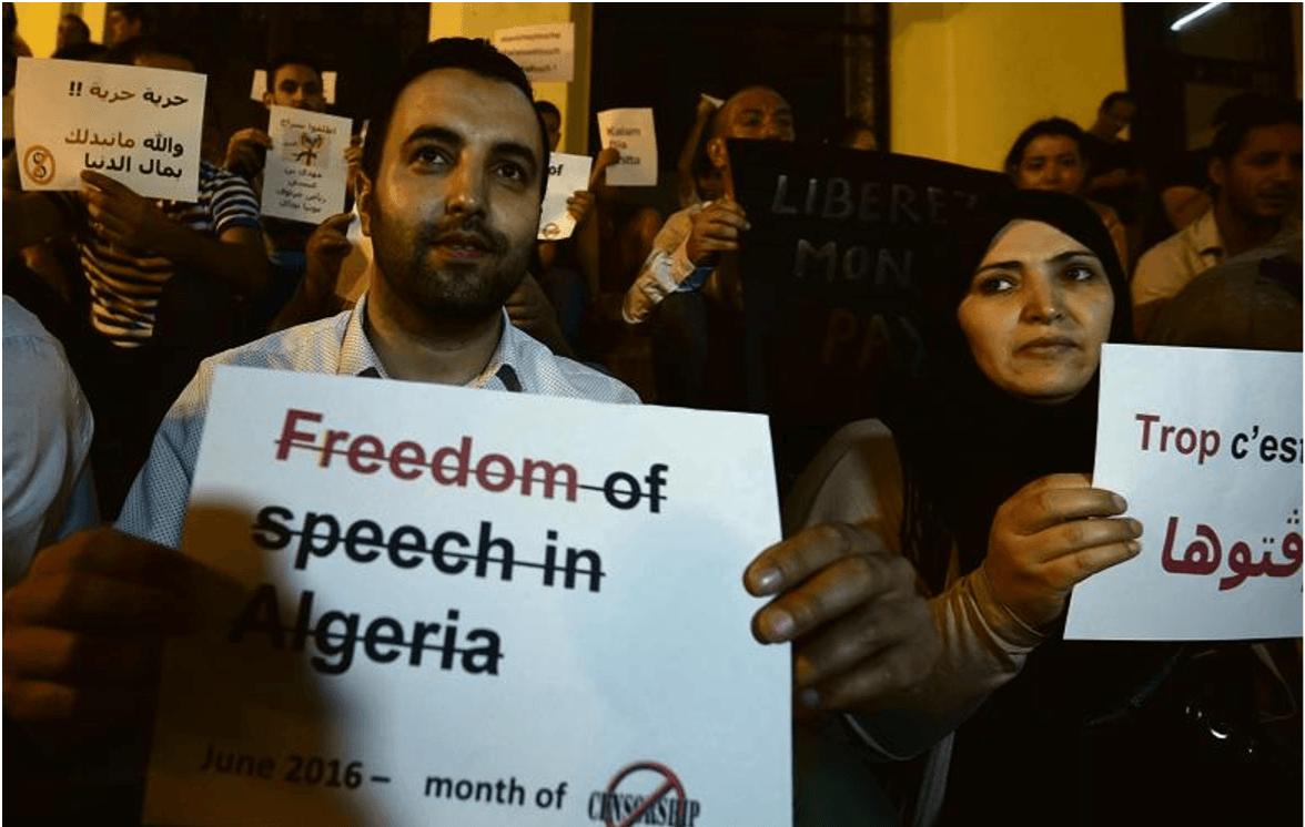 Le gouvernement algérien s'attaque à la presse en ligne
