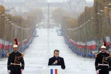 Centenaire de l'Armistice: Ouverture du Forum de Paris sur la paix