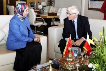 Climat: le Maroc et la Pologne font le point sur les préparatifs de la 24e Conférence de l'ONU