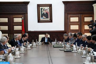 Report à vendredi de la réunion du Conseil de gouvernement