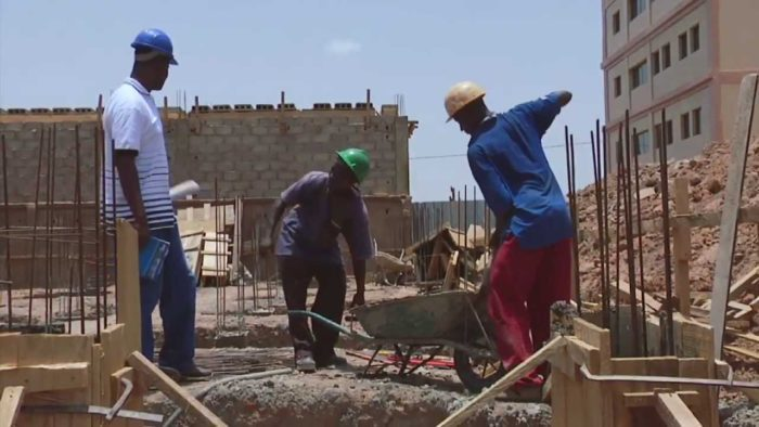 Bâtiment et construction : vive l'Afrique !