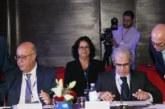 Tunis: Le wali de Bank Al-Maghrib et le gouverneur de la Banque Centrale de Tunisie signent deux conventions de coopération