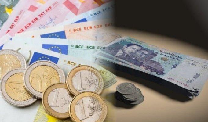 Le dirham se déprécie de 0,28% face à l'euro et de 0,08% vis-à-vis du dollar en janvier 2019