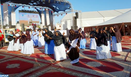 Coup d'envoi à Dakhla de la 13è édition du Festival national de la chanson hassanie