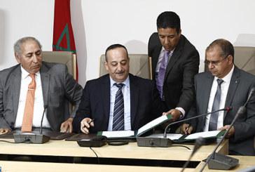 Signature d'un partenariat entre le département de la Culture et la région de Dakhala
