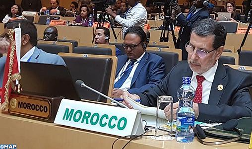 Le Maroc adhère à la réforme institutionnelle de l'Union Africaine