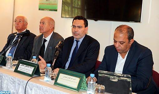 El Khalfi prône un discours convaincant basé sur des preuves pour plaider la cause du Sahara