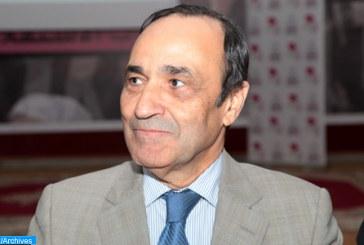 El Malki représente SM le Roi à la cérémonie d'investiture du nouveau président mexicain
