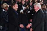 Emmanuel Macron entame son «itinérance mémorielle» à Strasbourg