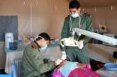 Le service de santé des FAR va déployer deux hôpitaux de campagne à Azilal et à Midelt