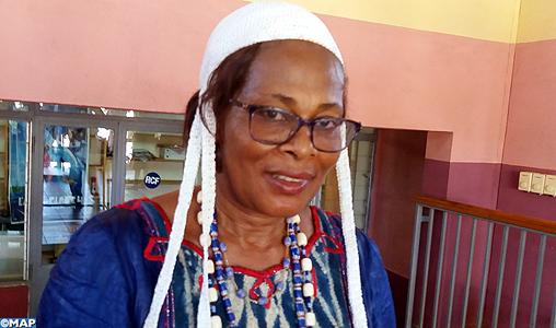"""Burkina Faso: """"nous sommes très fiers d'accueillir le Maroc au Festival WOMAAF"""""""