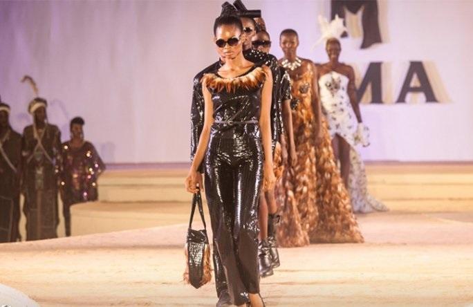 Festival international de la mode en Afrique