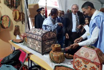 Dakhla: Coup d'envoi de la 15è édition de la Foire régionale de l'artisanat