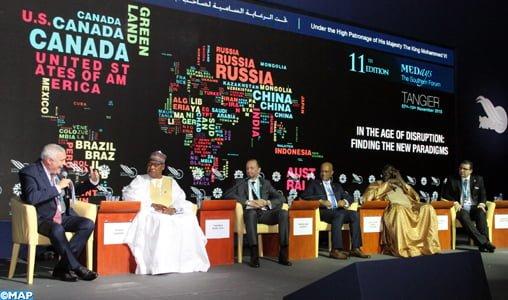 Ouverture à Tanger de la 11ème édition du Forum MEDays