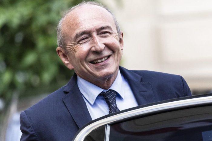 France, l'ancien ministre de l'Intérieur Gérard Collomb réélu maire de Lyon