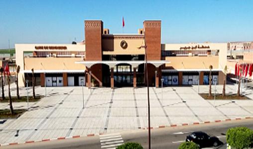 Nouvelle gare de Benguerir, un projet qui accompagnera le développement urbain de la ville