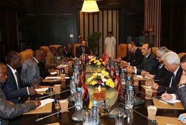 El Malki informe des médias angolais sur les réformes et les grands chantiers entrepris au Maroc