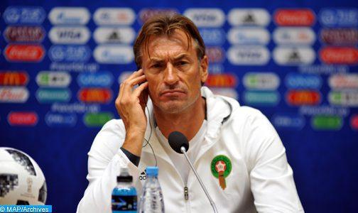 Éliminatoires de la CAN 2019: Hervé Renard dévoile la liste des joueurs convoqués pour le match face au Cameroun
