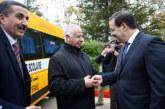 Ifrane: Remise de véhicules de transport scolaire au profit des collectivités territoriales