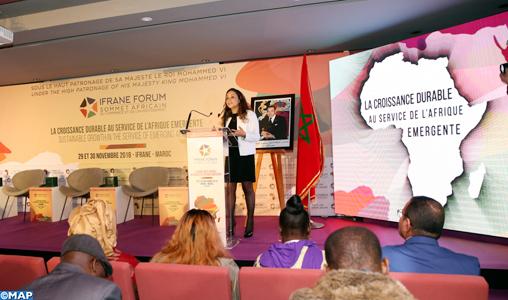 Ouverture à Ifrane du Sommet africain du commerce et de l'investissement