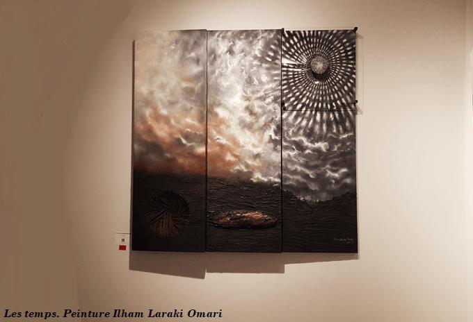 L'énigme du temps dans l'œuvre d'Ilham Laraki Omari