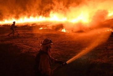 Incendie en Californie: plus de 1.000 disparus selon la police