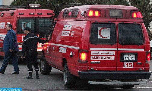 Jerada: trois morts et trois blessés dans l'effondrement d'une galerie traditionnelle