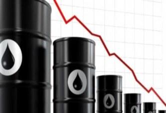 Jeudi 15 novembre : le prix du baril régresse