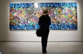 """Vernissage à Rabat de l'exposition """"Illuminer le futur"""" de l'artiste peintre américain JonOne"""