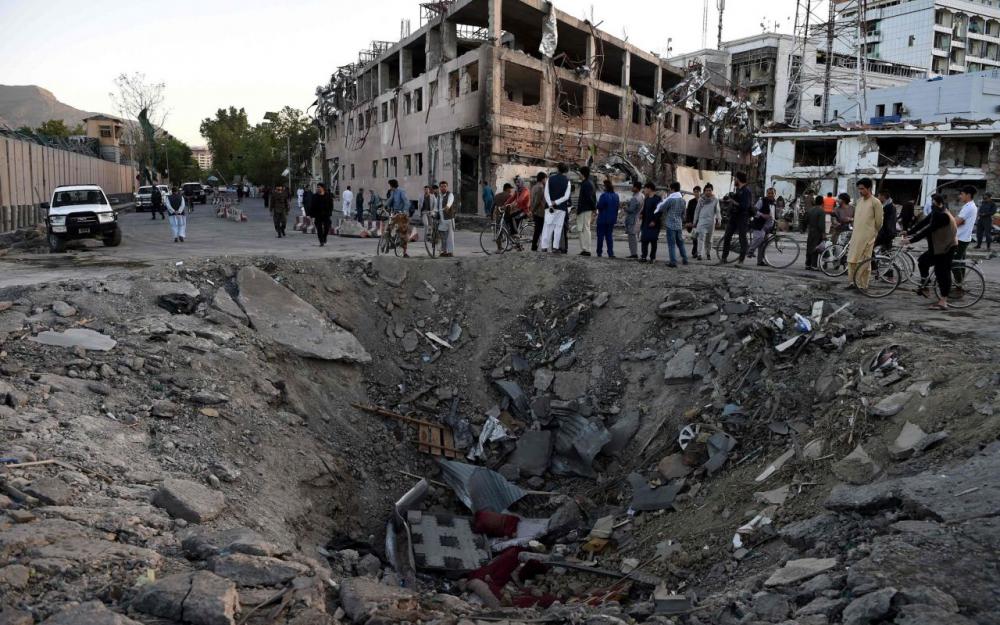 Afghanistan: au moins 3 morts dans une forte explosion à Kaboul