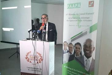 """Hachimi Idrissi : """"les agences de presse ont un rôle central dans la reconquête de la souveraineté de l'information"""""""